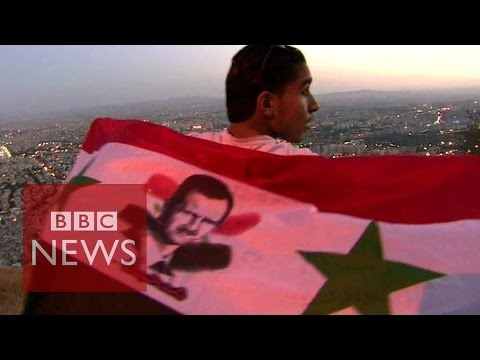 regime - The BBC's Middle East Editor Jeremy Bowen assesses the events of the past year in Syria and how they have shaped the Middle East region. Subscribe to BBC New...