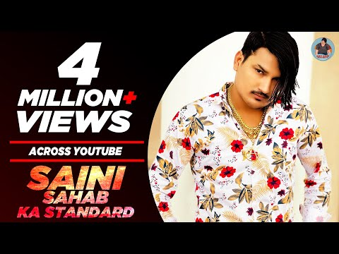 Video Saini Sahab Ka Standard high HA  Latest Haryanvi Dj Song 2018 By Amit Saini Rohtakiya Music Lover download in MP3, 3GP, MP4, WEBM, AVI, FLV January 2017
