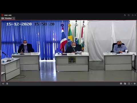 Reunião das comissões 15.12.2020