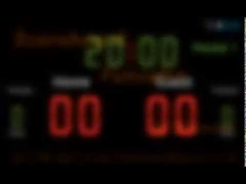Video of Scoreboard Futsal ++