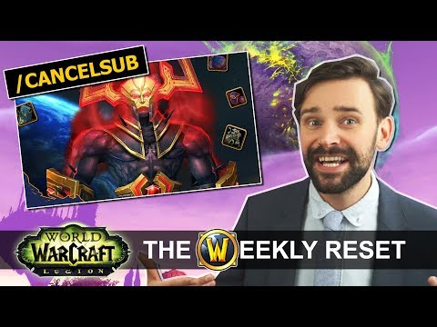 Blizzard Apologises For Legendaries And Super Secret Expansion Clues! World Of Warcraft Legion News