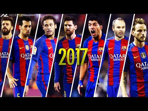 FC Barcelona ● Ultimate Skills Show ● 2017 HD