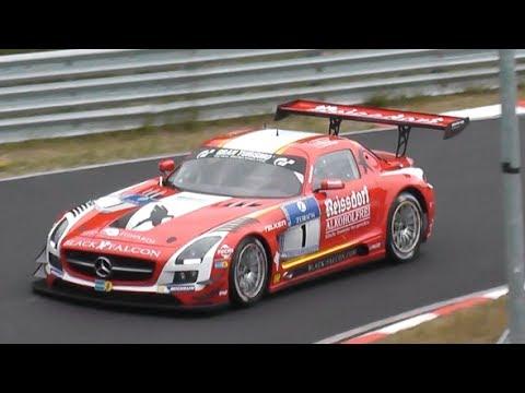 ADAC Zurich 24h-Rennen Nürburgring 2014 [HD] - Highlights