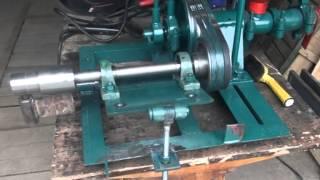 МБ Мотор Сич + кормовой экструдер часть 4