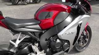 9. 007216 - 2008 Honda CBR1000RR - Used Motorcycle For Sale