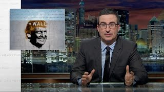 Donald Drumpf wants to build a wall on the U.S-Mexico border. Is his plan feasible? Connect with Last Week Tonight online.