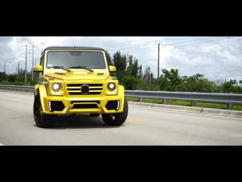 MC Customs | G63 • AG Wheels
