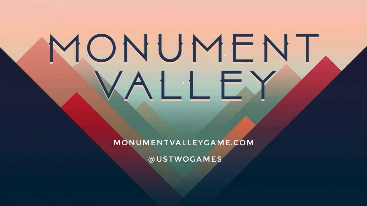 'Monument Valley', the Next Project from 'Whale Trail' Developer Ustwo, is Looking Fantastic