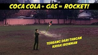 Video COCA COLA + GAS = ROCKET MP3, 3GP, MP4, WEBM, AVI, FLV Juni 2019
