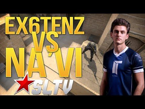 CS:GO - Ex6TenZ vs. Natus Vincere  ACE - SLTV StarSeries XI Finals