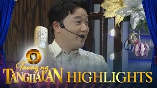 Video It's Showtime: Ryan shudders in delight after seeing Abueva's wink to Vice Ganda MP3, 3GP, MP4, WEBM, AVI, FLV November 2018
