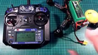 Video Battery voltage telemetry mod for FlySky ia6b receiver MP3, 3GP, MP4, WEBM, AVI, FLV Mei 2019