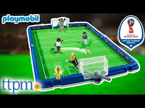 2018 FIFA World Cup Russia Arena From Playmobil