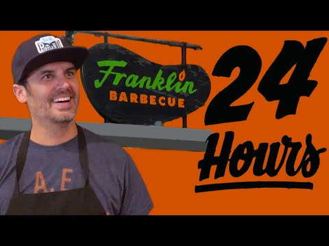 Working 24 Hours at Franklin BBQ - [12:34]