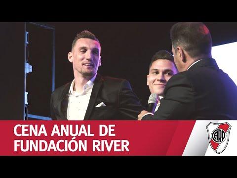 Noche de gala y solidaridad con Fundación River