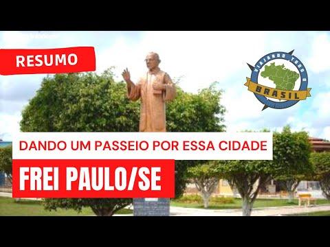 Viajando Todo o Brasil - Frei Paulo/SE