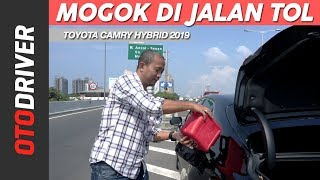 Video Tes Toyota Camry Hybrid 2019 Sampai Mogok | OtoDriver MP3, 3GP, MP4, WEBM, AVI, FLV Juli 2019