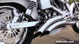 10. Used 2005 Harley Davidson FXDC Dyna Super Glide Custom - Harley Sound