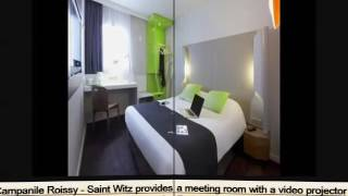 Saint-Witz France  City pictures : Campanile Roissy - Saint Witz | Best Place To Stay In Paris - Pictures And Basic Hotel Guide