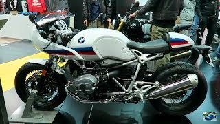 9. NEW 2019 BMW R nineT Racer