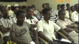 Eritrean news - Health care conference about Malaria in Massawa