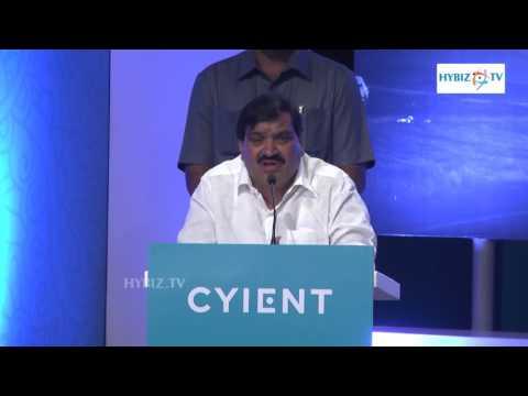 , Mahender Reddy-Cyient Digital Center anniversary