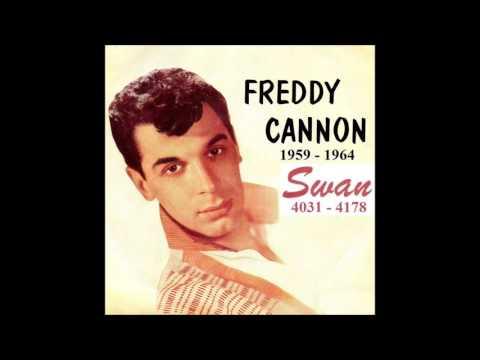 Freddy Cannon - Swan 45 RPM Records 1959 - 1964