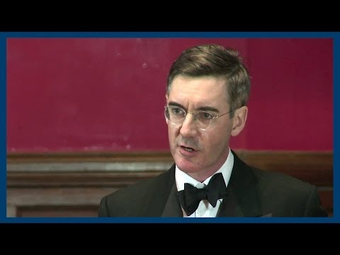 The Eu Is A Threat To Democracy | Jacob Rees-mogg | Oxford Union