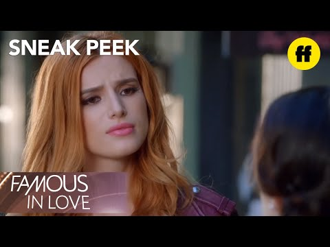 Famous in Love | Season 1 Episode 10 Sneak Peek: Paige And Alexis Fight | Freeform