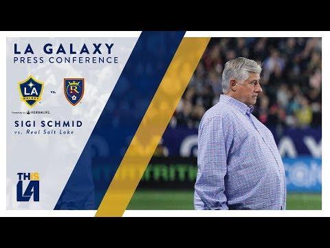 Video: Sigi Schmid vs. Real Salt Lake | FULL PRESS CONFERENCE