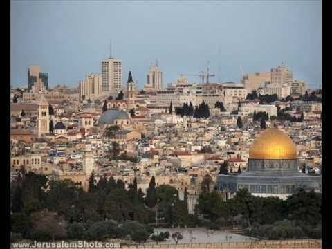 Ciudad Santa - Himno: La Ciudad Santa. (Jerusalén) The Holy City. Letra: Frederick E. Weatherly, 1892. Musica: Michael Maybrick Varios instrumentos.