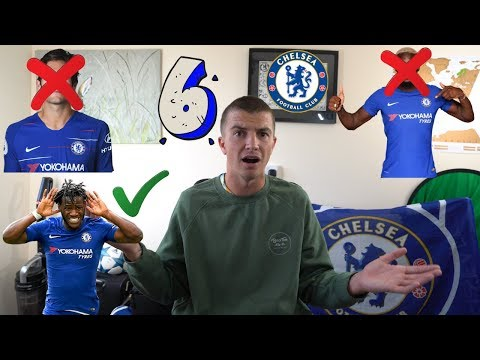 6 Things We Learnt From Chelsea 4-0 St Patrick's Fc, Frank Lampard's Biggest Problem