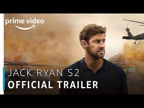 Tom Clancy's JACK RYAN Season 2 - Official Trailer 2019 | John Krasinski | Amazon Original