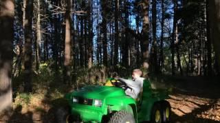 7. 2016 John Deere gator 6x4