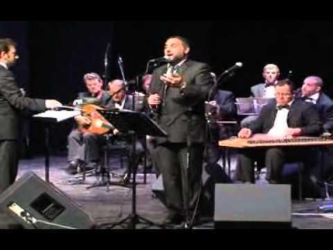 קונצרט הריני שר ג'ו עמר - שחי לאל - שמעון אילוז
