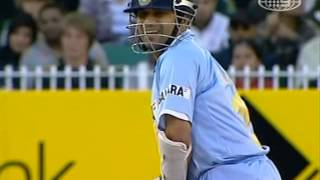 Video Sachin's famous reply to Brett Lee - Channel 9 commentary- 4,4,0,4 - MCG 2008 MP3, 3GP, MP4, WEBM, AVI, FLV Agustus 2018