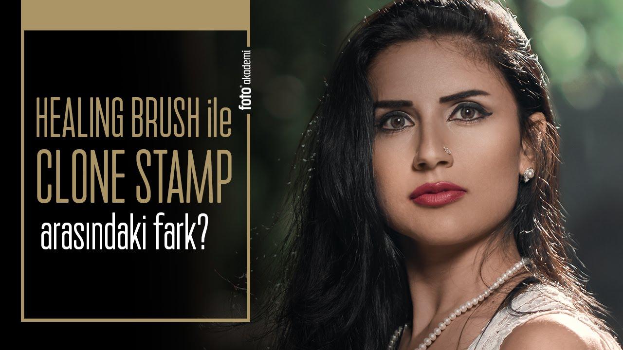 Healing Brush ve Clone Stamp Tool Arasındaki Fark Nedir? Hangisi, Nerede Kullanılır?