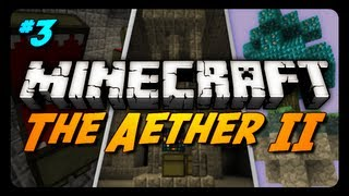 Minecraft: The Aether II - Ep. 3 - Slider's Dungeon Disaster!