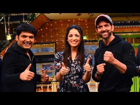 The Kapil Sharma Show | Kaabil Special | Hrithik R