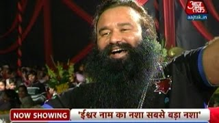 Interview: Gurmeet Ram Rahim Singh Insan, Dera Sacha Sauda chief