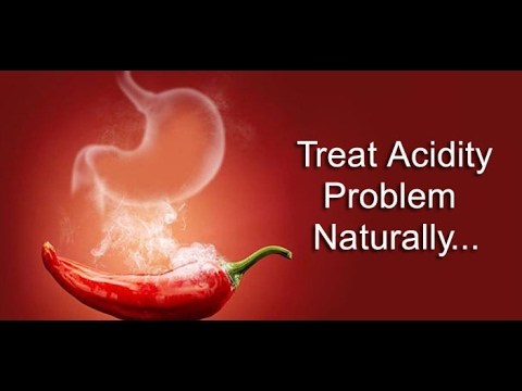 Acidity – causes, symptoms and healing options