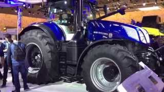 Traktor New Holland T7.315 Auto Command Agritechnica 2015