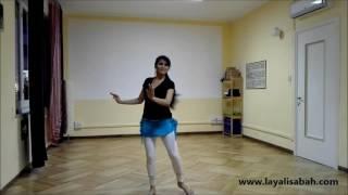 Danza del ventre online - Coreografia per principianti 1° Parte!