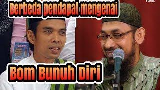 Video Perbedaan pendapat Ustad Somad dengan Dr. Ali Musri mengenai Bom Bunuh Diri (Fatwa Syekh Albani) MP3, 3GP, MP4, WEBM, AVI, FLV Desember 2018
