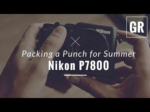Nikon COOLPIX P7800 12.2MP Digital Camera Review - Gadget Review
