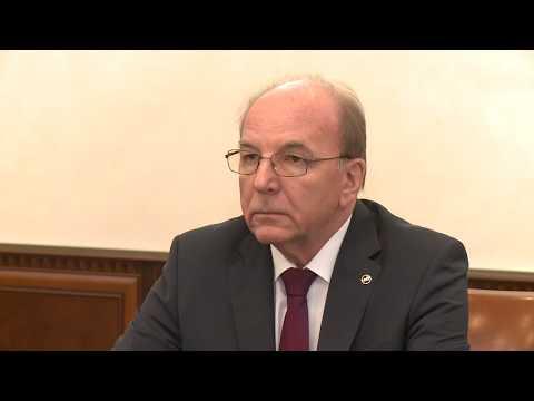 Igor Dodon a avut o întrevedere cu Oleg Vasnețov