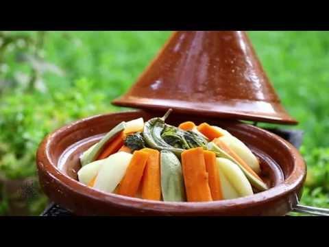Tajine marocaine aux légumes