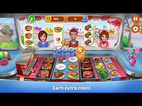 Food Truck Restaurant 2: Kitchen Chef Cooking Game Android Gameplay