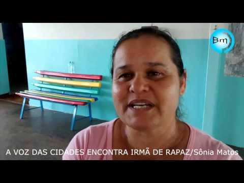 Jales - Irmã de morador de rua em Cuiabá é encontrada em Jales.