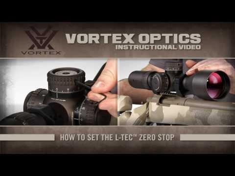 How to Set The L-Tec Zero Stop